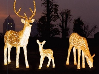 Led Acrylic Animal Dongguan Obbo Lighting Co Ltd Christmas Light Outdoor